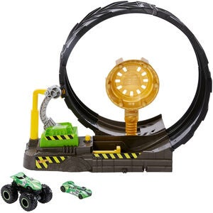 Hot Wheels Monster Truck Lekesett Epic Loop Challenge