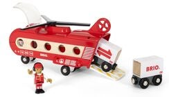 BRIO World 33886 Transport-Helikopter