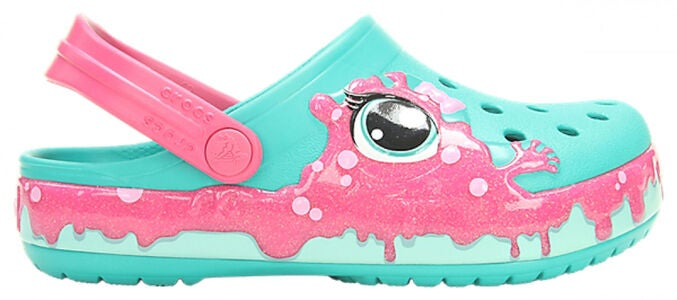 Crocs Fun Lab Clogs, Tropical Teal