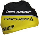 Fischer Beanie Lue, Black/Yellow