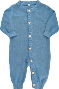 Pippi Jumpsuit, Blue Shadow