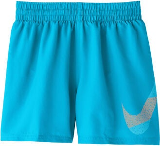 Nike Swim Mash Up Breaker Badebukse, Light Blue Fury