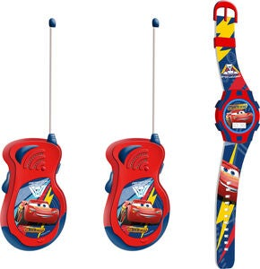 Disney Cars Walkie Talkies og Klokke