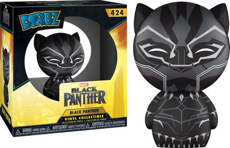 Dorbz Marvel Black Panther Samlefigur Black Panther