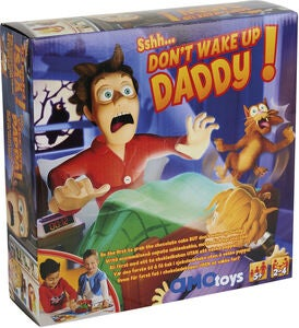 AMO Games Spill Don´t Wake up Daddy