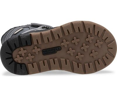 Merrell Snow Crush Vintersko, Grey/Black