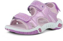 Leaf Puula Blinkende Sandal, Purple