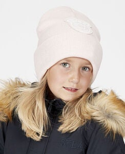 Svea Badge Lue, Pale Pink
