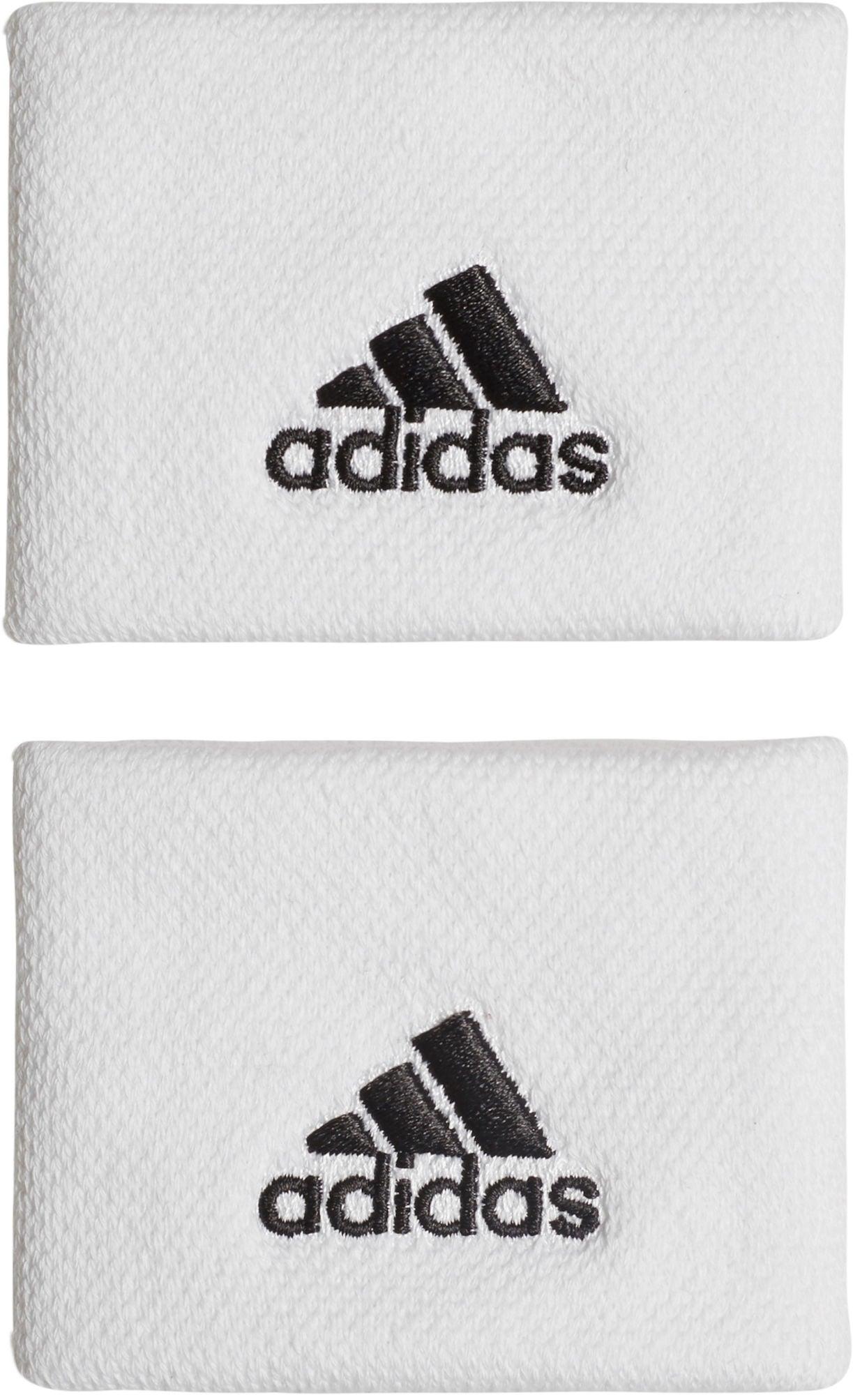 Kjøp Adidas Wristband Small, White | Jollyroom