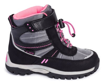Little Champs Vintersko, Black/Grey