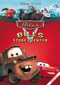 Disney Pixar Bills Store Eventyr DVD