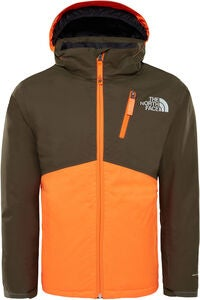 The North Face Snowquest Insulated Jakke, New Taupe Green