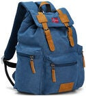 Pure Norway Retro Junior Ryggsekk, Blå