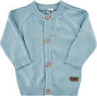 Pippi Cardigan, Sterling Blue