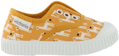 Victoria Inglés by Jessica Nielsen Sneaker, Yellow