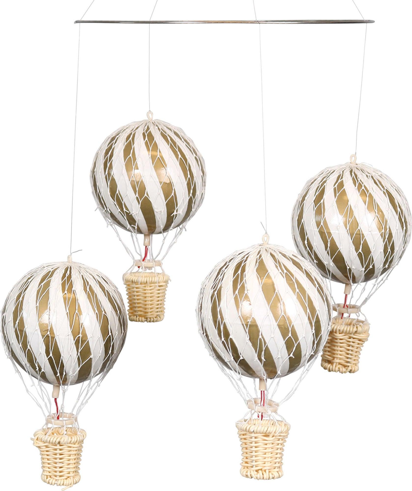 FILIBABBA Mobil Luftballong, Gull