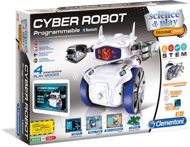 Clementoni Science & Play Cyber Robot