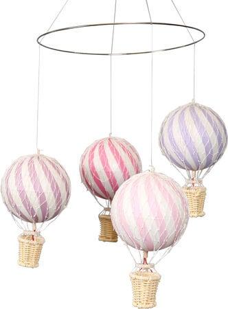Kjøp Filibabba Mobil Luftballong Light Pastels Jollyroom