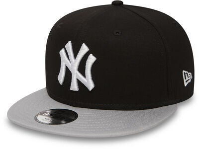 New Era MLB Kids Cotton Block Kaps, Black