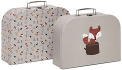 Alice & Fox Pappkoffert Forest Adventure 2-pack