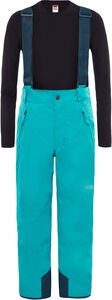The North Face Snowquest Suspender Plus Bukse, Kokomo Green