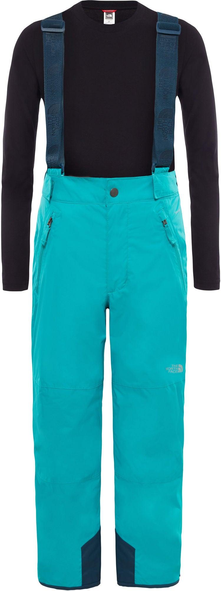 The north face Snowquest Suspender Plus Pants Barneklær Tnf