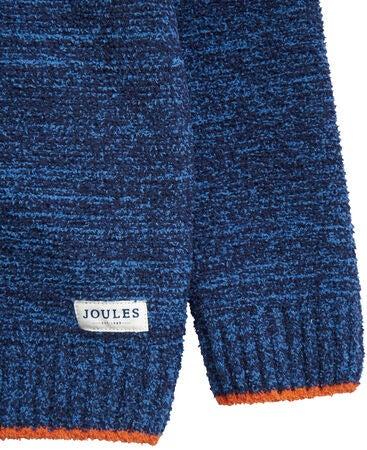Kjøp Tom Joule Chenille Genser, Navy | Jollyroom