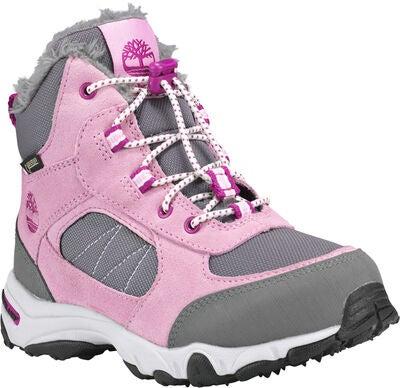 Kjøp Timberland Ossipee MID Bungee Sko GORE TEX, Pink