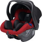 Axkid Modukid Infant Babybilstol, Red