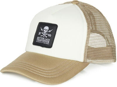 Jack & Jones Skull Trucker Kaps, Olive Night