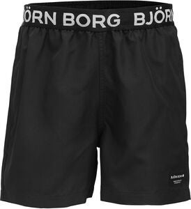 Björn Borg Keith Badeshorts, Black Beauty