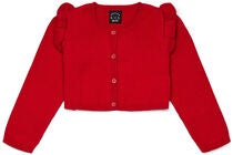 Luca & Lola Giana Cardigan, Red