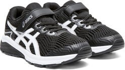 Asics GT-1000 8 PS Sneaker, Black/White