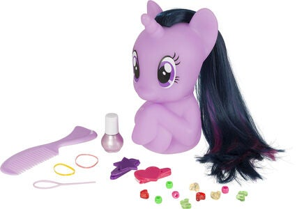 My Little Pony Stylinghode Hest Twilight Sparkle