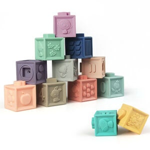 Baby to love Lekeklosser My First Learning Cubes