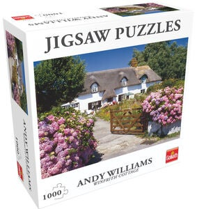 Goliath Games Puslespill Winfrith Cottage 1000 Brikker