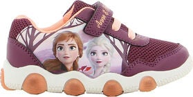 Disney Frozen Blinkende Sneaker, Burgundy