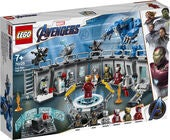 LEGO® Super Heroes™ 76125 Iron Man Hall of Armor