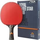 Stiga Bordtennisracket ROYAL 3-star WRB