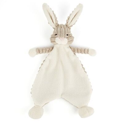 Jellycat Cordy Roy Baby Hare Soother Sutteklut