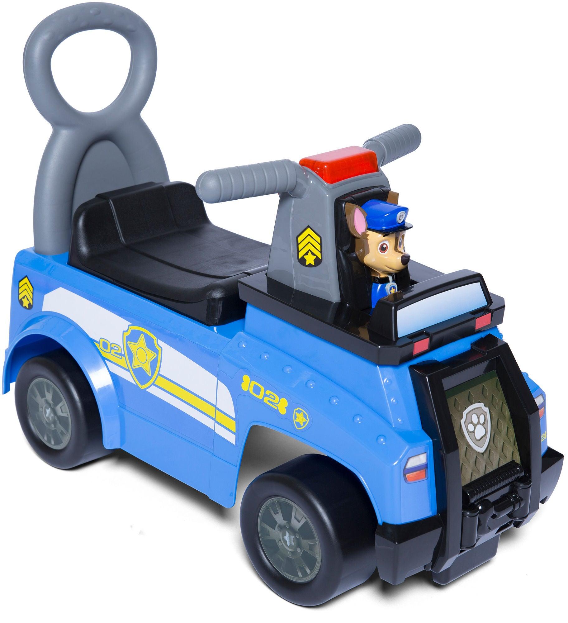Paw Patrol Chase Cruiser Gåbil, Blå