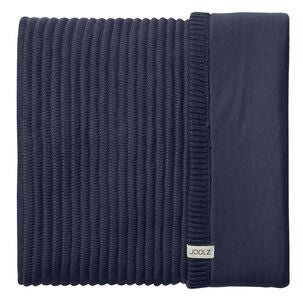 Joolz Ribbed Pledd, Blue