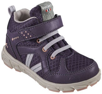 Viking Alvdal Mid R GTX Sneaker, Purple/Light Lilac