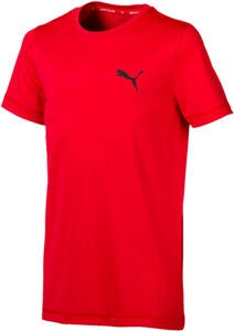 Puma Active T-Shirt, Red