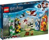 LEGO Harry Potter 75956 Rumpeldunk-kamp