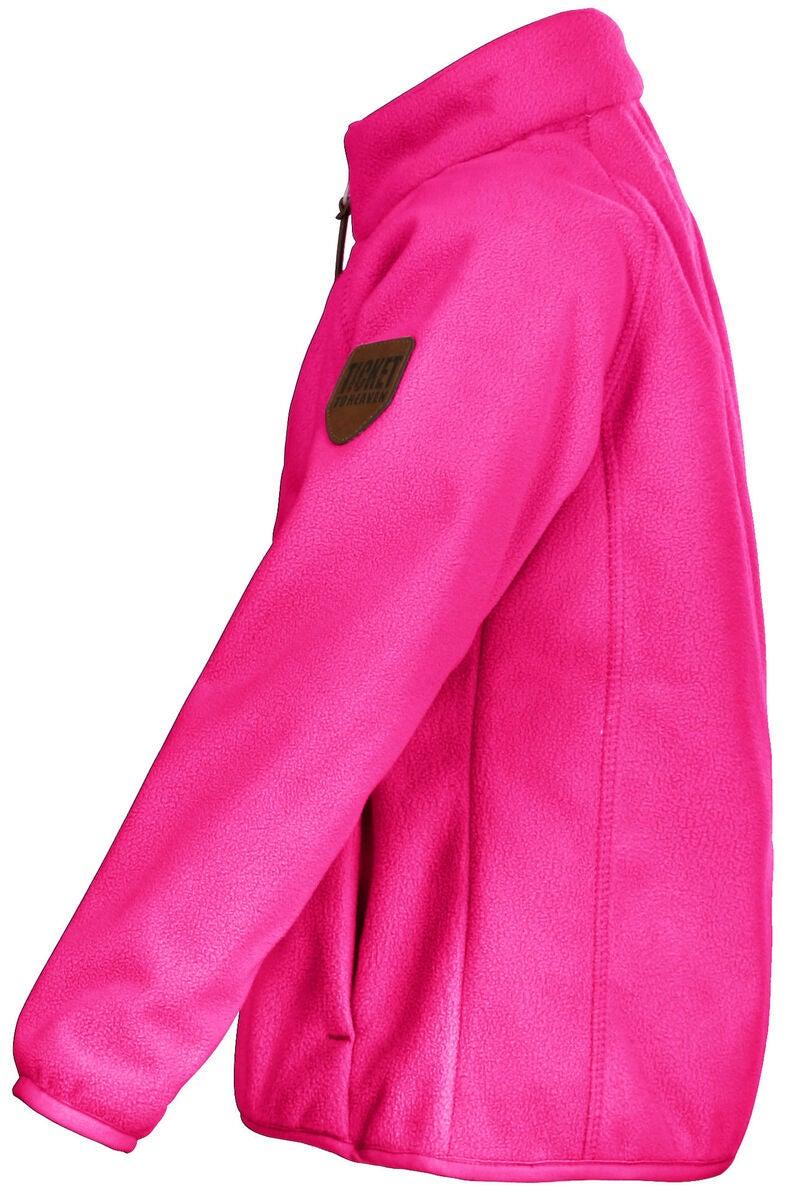 1583e43f8 Kjøp Ticket to Heaven Jakke Fleece Mallory, Shiny Pink | Jollyroom