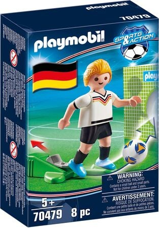 Playmobil 70479 National Player Germany