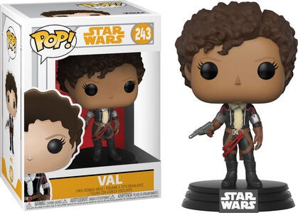 POP! Star Wars Samlefigur Val
