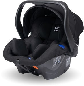 Axkid Modukid Infant Babybilstol, Black