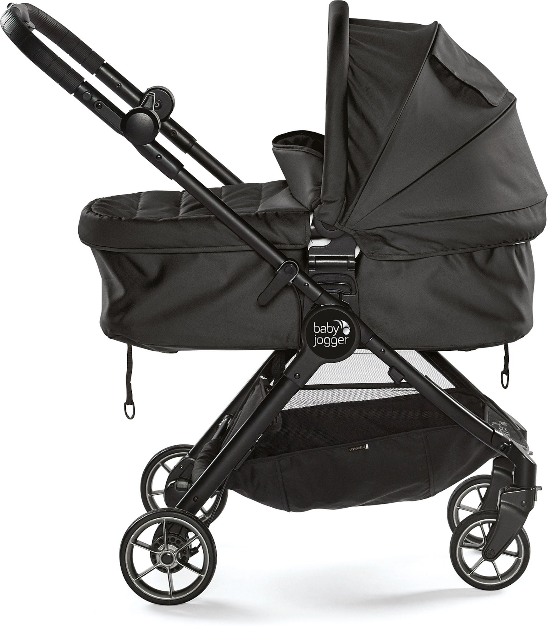 Baby Jogger City Tour Lux Liggedel, Granite